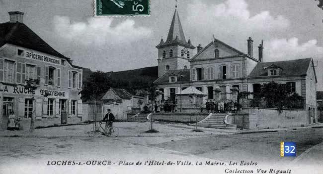 Canal 32 - Du côté du XIXème : la mairie de Loches-sur-Ource