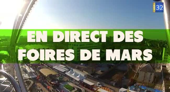 Canal 32 - Emission spéciale : En direct des Foires de mars