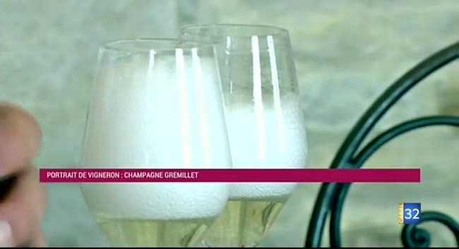 Canal 32 - En direct de la Route du Champagne 2015 : Les viticulteurs
