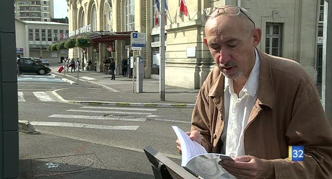 Canal 32 - Envie de sortir - Antigone à Troyes (livres)