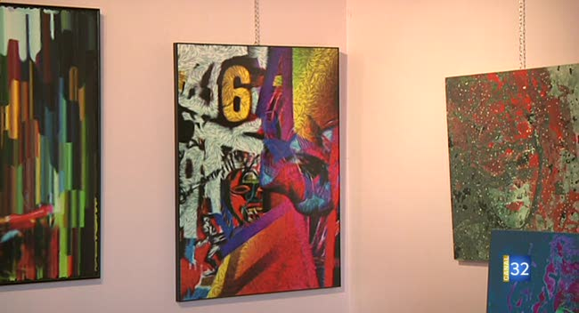 Canal 32 - Envie de Sortir - expo des arts numériques, les mouettes