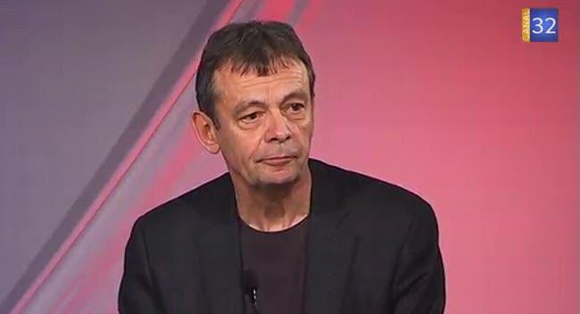 Canal 32 - Envie de sortir avec Pierre Lemaître Goncourt 2013
