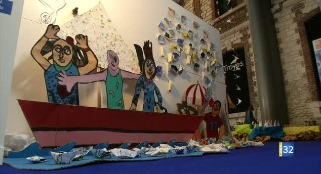 Canal 32 - Envie de sortir : expositions Graines d'artistes, tissus en mouvement, et idées sorties