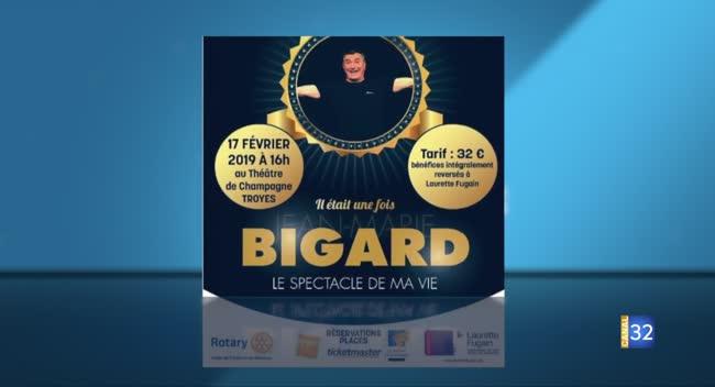 Canal 32 - Envie de sortir : Jean-Marie Bigard à Troyes (annulé) et le succès du Variétés Cabaret