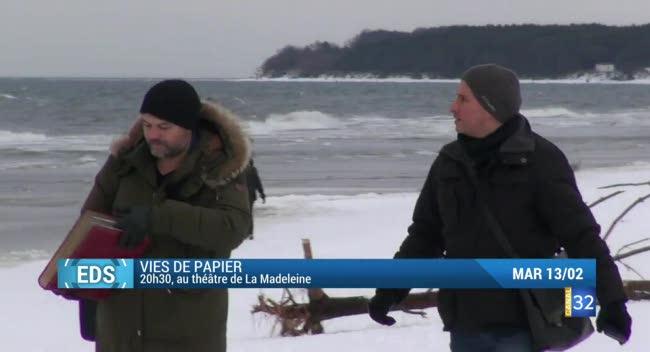 Canal 32 - Envie de sortir : la suite de la saison du théâtre de La Madeleine