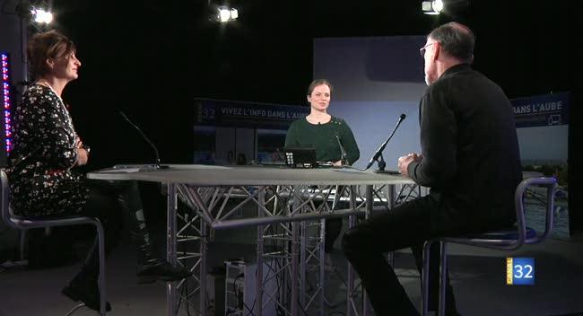 Canal 32 - Envie de sortir : la troupe Guillemigelé à La Madeleine et galerie Artes