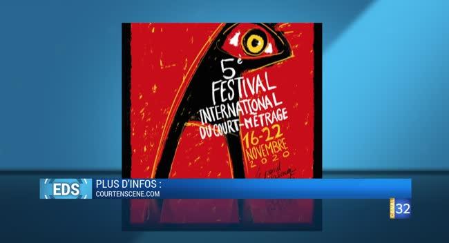 Canal 32 - Envie de sortir : le festival Court en Scène débarque sur Canal 32 !