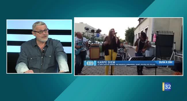 Canal 32 - Envie de sortir : le festival de la goutte d'eau et soirée cabaret à Piney