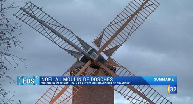 Canal 32 - Envie de sortir : Noël au moulin de Dosches et cirque Gruss