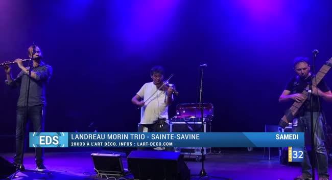 Canal 32 - Envie de sortir : nuit celtique à Sainte-Savine et théâtre à Marigny-le-Châtel