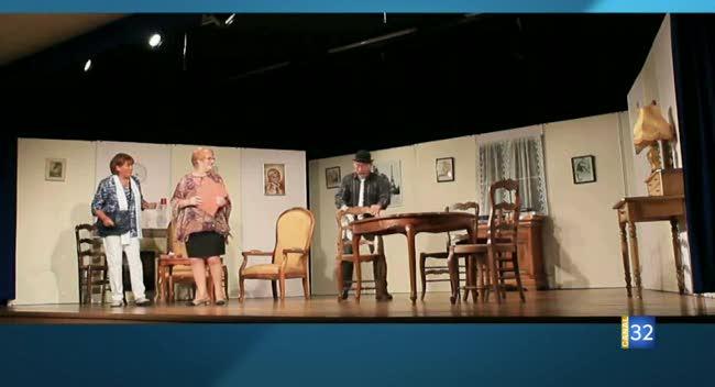 Canal 32 - Envie de sortir : théâtre et oeuvres de verre