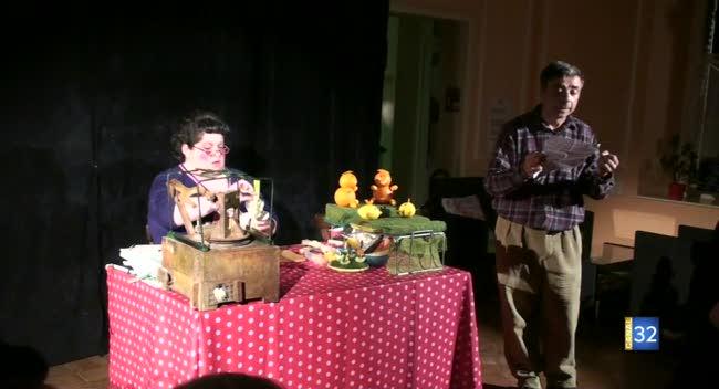 Canal 32 - Envie de sortir : Théâtr'O bistrot et le carnaval de Creney