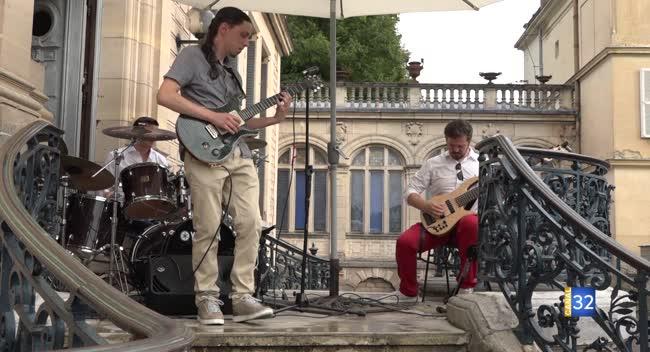 Canal 32 - Essoyes aux rythmes de l'Académie musicale