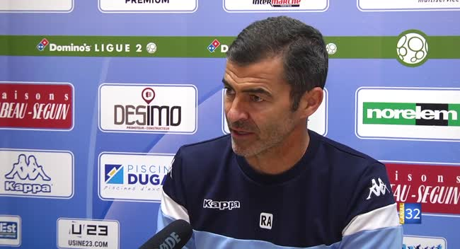 Canal 32 - Estac-Ajaccio : un match sans enjeu, mais une occasion de rendre hommage à l'équipe