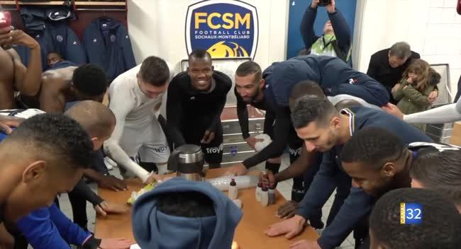 Canal 32 - Estac : confirmer la victoire à Sochaux en battant Rodez à la maison