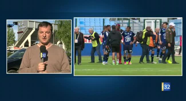Estac match d cisif contre aja ce vendredi soir canal32 for Match estac