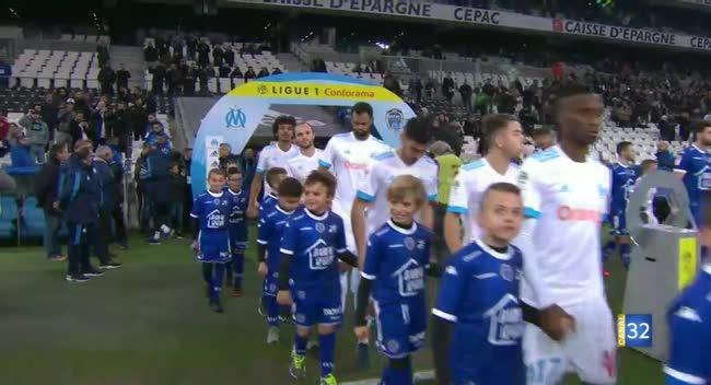 Canal 32 - Estac : une défaite à Marseille pour terminer l'année. Le résumé Vidéo.