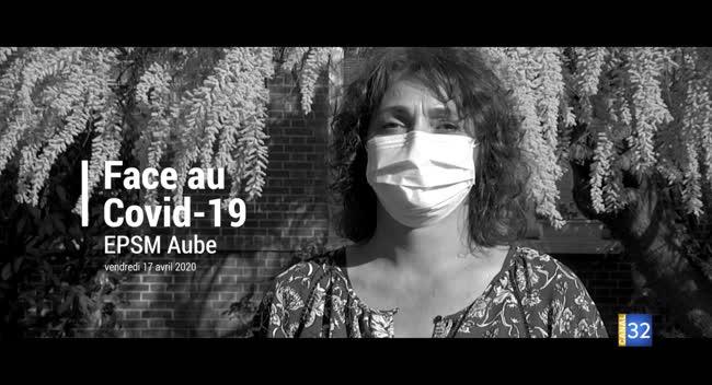 Canal 32 - Face au Covid-19 : portrait d'une pédopsychiatre