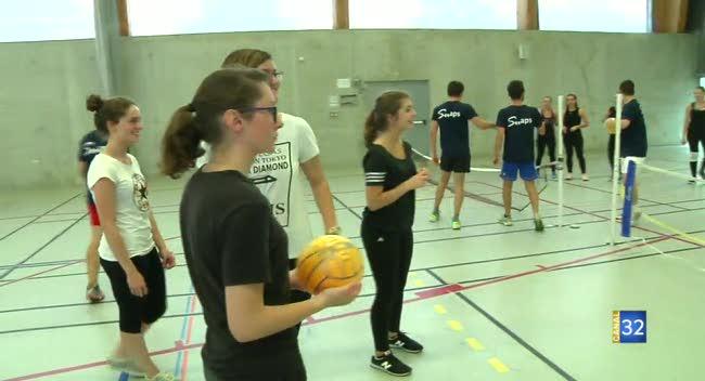 Canal 32 - Troyes : faire rencontrer les étudiants autour du sport