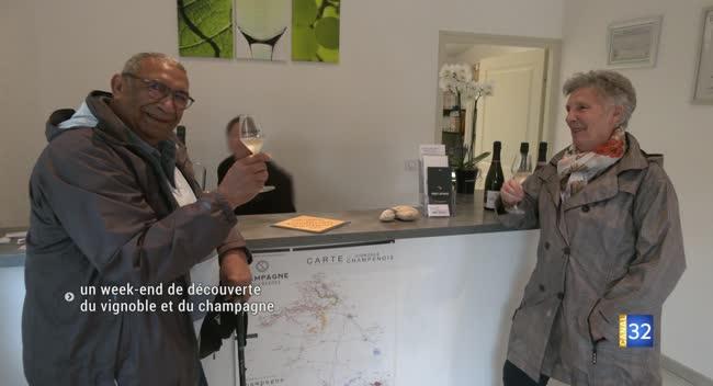 Canal 32 - Côte des Bar : un fascinant week-end pour redécouvrir le vignoble