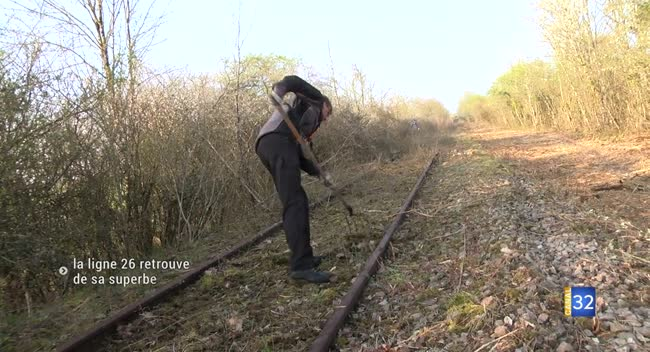 Canal 32 - Fays-la-Chapelle : la ligne 26 poursuit sa transformation