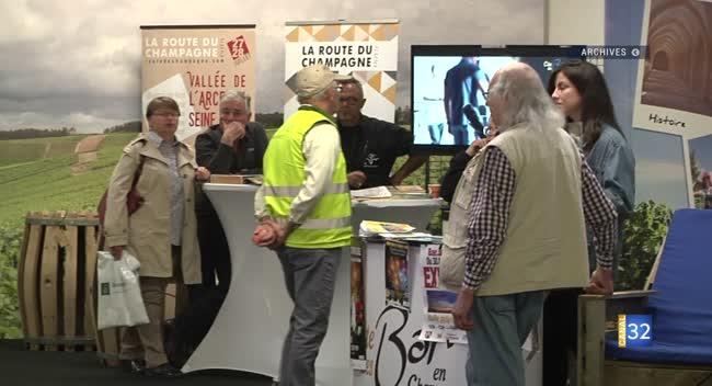 Canal 32 - Foires de Champagne : plus de 45 000 visiteurs en 9 jours