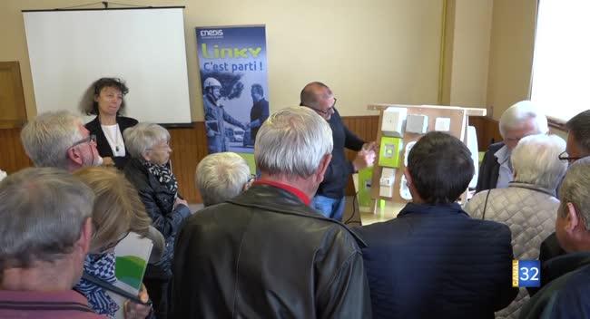 Canal 32 - Fontaine : un challenge citoyen Linky pour rénover l'église