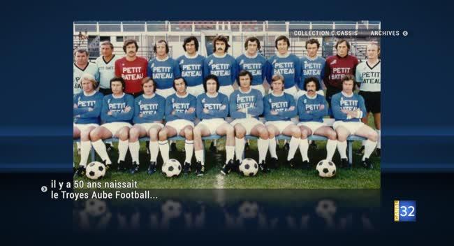 Canal 32 - Football : 50 ans après, le TAF toujours présent dans les mémoires