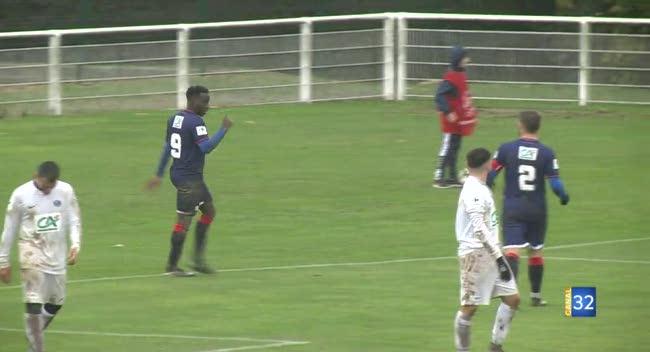 Canal 32 - Football Coupe de France, FCAT - Valenciennes : les réactions de JL Montero et Xavier Thiago