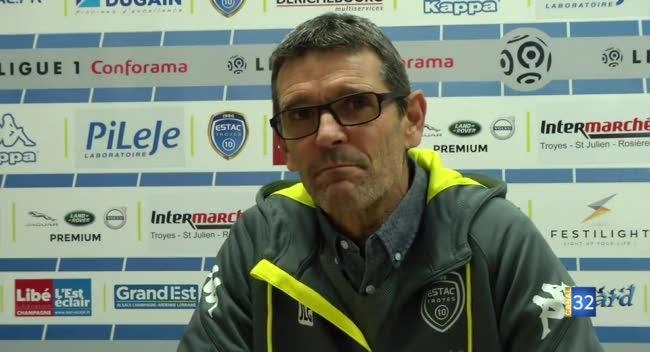 Canal 32 - Face à Bordeaux, Jean-Louis Garcia ne croit pas au match piège.