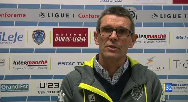 Canal 32 - Estac-Amiens : finir 2017 sur une victoire à domicile