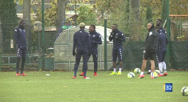 Canal 32 - Football L1, Estac - Guingamp, Jean-Louis Garcia : un match important !