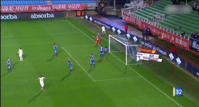 Canal 32 - Ligue 1 : l'Estac s'impose face à Lille (1-0). Le résumé Vidéo.