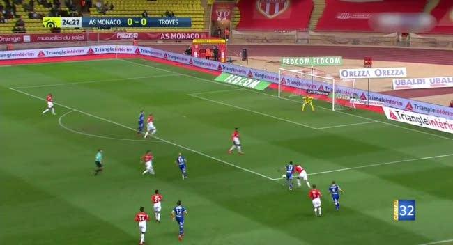 Canal 32 - Football : l'Estac s'incline à Monaco. Le résumé VIDEO de la rencontre.