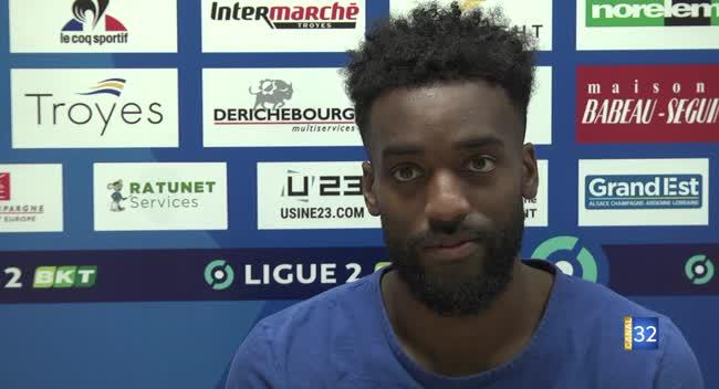 Canal 32 - Ligue 2 : après 20 jours sans match, l'Estac renoue avec la compétition