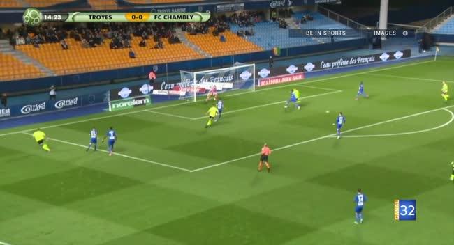 Canal 32 - Football L2, l'Estac doit relever la tête face à Sochaux