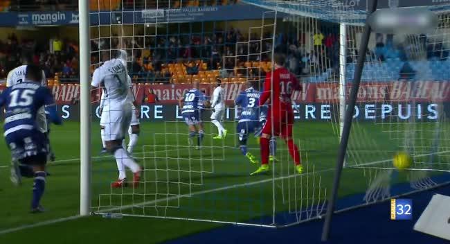 Canal 32 - Ligue 2 : retour en images sur la rencontre Estac-Châteauroux