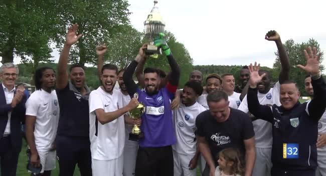 Canal 32 - Football, l'ASVPO remporte la Finale de la Coupe de l'Aube 2019
