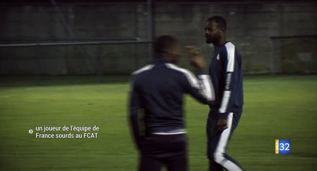 Canal 32 - Football : le monde du silence de Malick Babo