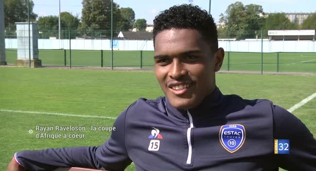 Canal 32 - Football : l'épopée de Rayan Raveloson avec Madagascar