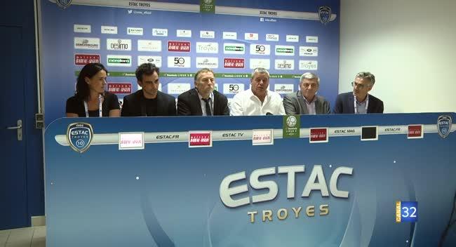Canal 32 - Football : l'Estac lance la Coupe des Quartiers