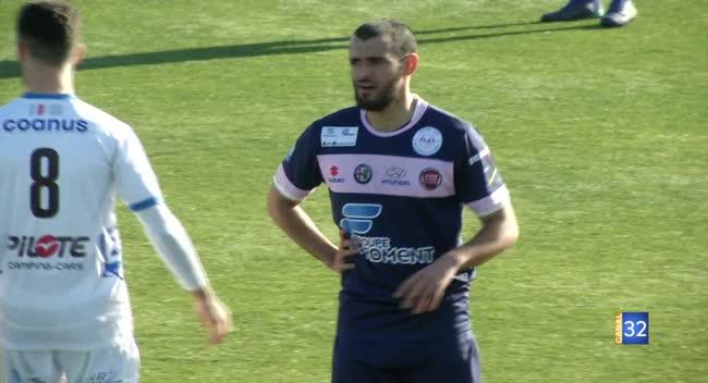 Canal 32 - Football N3, le FCAT donne la leçon à Thaon-les-Vosges : 3-0