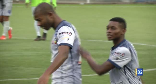 Canal 32 - Football N3 : le FCMT n'a pas fait de détails face à Amnéville : 3-0