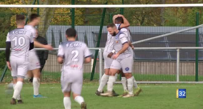 Canal 32 - Football N3, le FCMT remporte le derby face à l'Estac B : 2-1