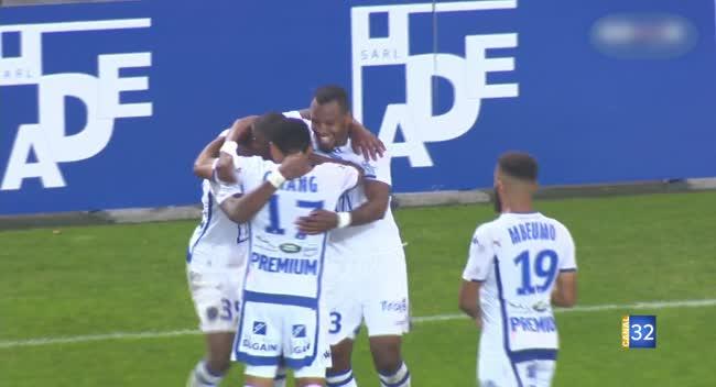 Canal 32 - Football : retour sur la rencontre Grenoble - Estac en vidéo et en live