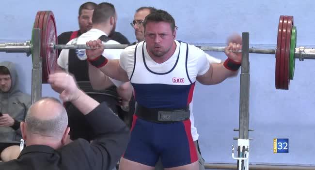 Canal 32 - Force Athlétique : Les championnats de France comme objectif