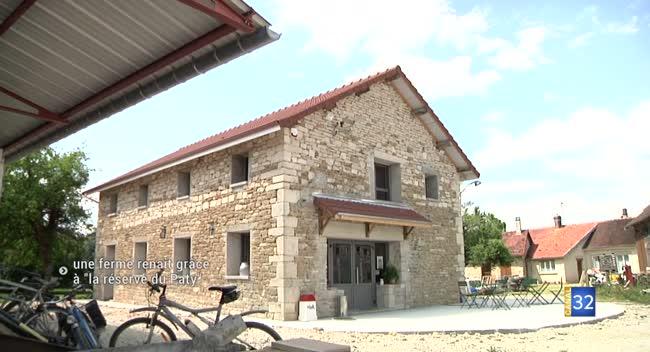 Canal 32 - Fouchères : une ferme renaît grâce à un point de vente directe, la Réserve du Paty