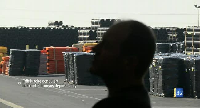 Canal 32 - Fränkische conquiert le marché français depuis Torcy-le-Grand
