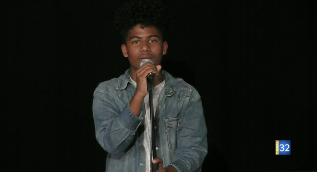 Canal 32 - Génération Y : Kelvin a participé à The Voice Kids (deuxième partie)