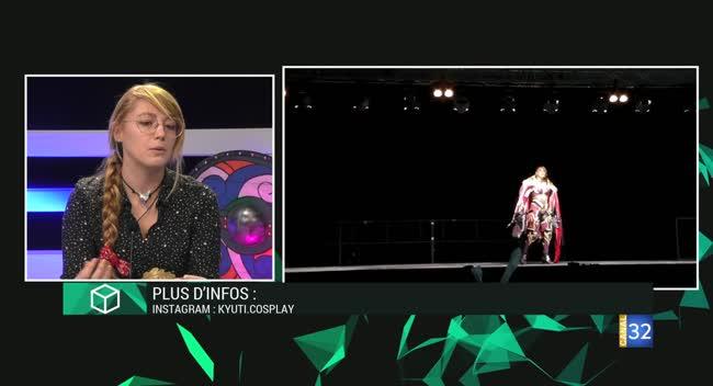 Canal 32 - Génération Y : Kyuti, une cosplayeuse aux multiples prix (partie 2)